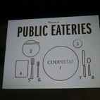 Design Week: Public Eateries