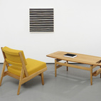 Jens Risom Furniture at Rocket Gallery