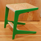 Dwell Stool by Semigood Design