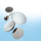 5 Modern Showerhead Picks by Leonard Koren