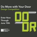 Do More with Your Door Dwell Finalists