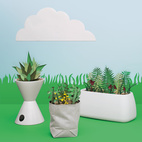 Gardening Products: Modern Portable Planter Pots