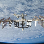 Life in Space: Email from the ISS