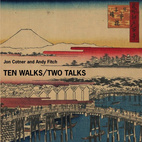 Ten Walks/Two Talks performance