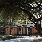 "The Bushes' ""Modest"" Dallas Manse"