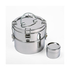 Stainless Steel Tiffin Set