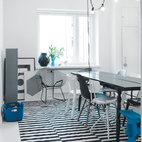 Fine Finnish: Living/Dining Room