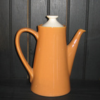Vintage Butterscotch Teapot