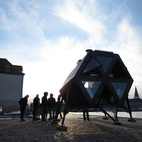 A Nomadic Future for the Walking House