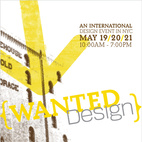 Wanted Design 2012