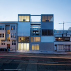 Aluminum Clad Residential Units in San Francisco