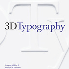 3D Typography Book