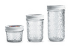 Ball Wide-Mouth Pint Jars