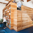 Storage Savvy Renovation in Emeryville