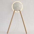 Cirkel Leaning Lamp