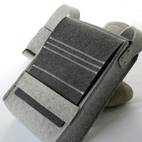 Shoulder Bag by Fuzzy Logic Felt