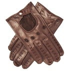 Leather Driving Gloves by Mullholland Brothers