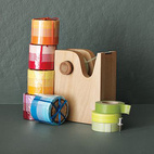 Masking Tape + Dispenser
