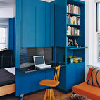 Space-Efficient Renovation in New York