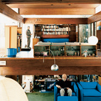 Ray Kappe-Designed Multilevel House in Los Angeles