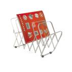 Aluminum Magazine Rack