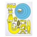 Lavaflow 2 Print