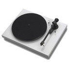 Debut III Turntable- Gloss White