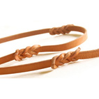 Hand Braided Leather Leash