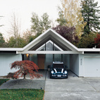 A Mid-Century Modern Home in Southwest Portland