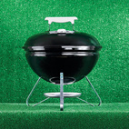 Smokey Joe Silver Portable Charcoal Grill