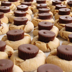 Peanut Butter Blossoms from Batter Bakery