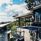 Hillside Family Home in Australia