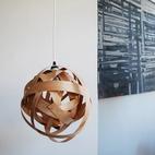Woven Lamp