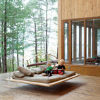 10 Idyllic Wood Decks