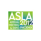 2012 ASLA Annual Meeting and Expo