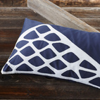 Stacked Stones Pillows