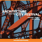 2012 Architecture in the City Festival