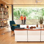 Hillside Mid-Century Home Renovation in Texas