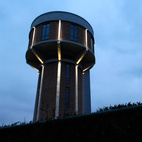 Living in a Belgian Water Tower