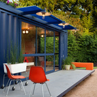 Five Inspirational Shipping Container Homes