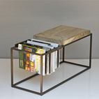 WF Magazine Side Table
