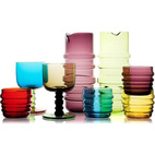 Socks Rolled Down Tableware by Marimekko