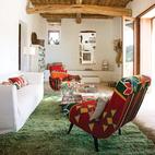 Rug Designer Nani Marquina's Serene Home in Ibiza