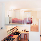 7 Clever Loft Spaces for Small Places