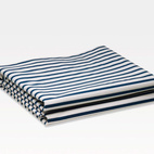 Sailor + Regatta Navy Duvet