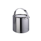 Cylinda Ice Bucket by Arne Jacobsen for Stelton