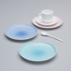 Macaroon Espresso Cup with Saucer