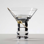 O Martini Glass