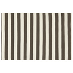 Trimaran Stripe Charcoal Rug