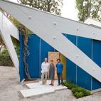 Refinishing Alvar Aalto's Finnish Pavilion